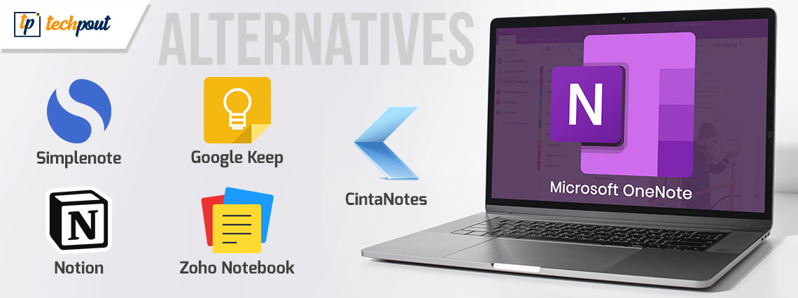 Top 10 Best Microsoft OneNote Alternatives You Can Use in 2021