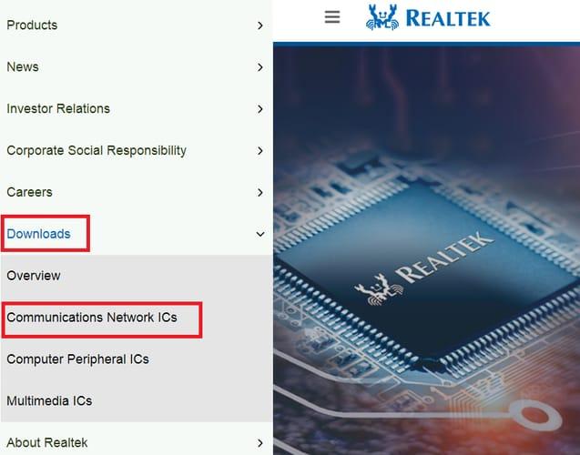 Communications Network ICs Option