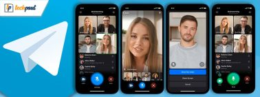 Telegram New Feature Introduce Like Video Chat on Group Calls, Screen Share and More