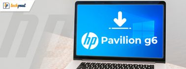HP Pavilion g6 Drivers Download for Windows 10, 8, 7 [Quick Tips]