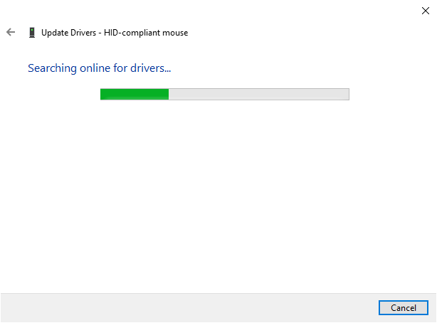 Microsoft mouse driver