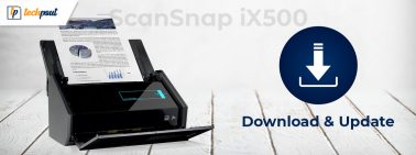 Download, Install and Update ScanSnap iX500 Driver for Windows