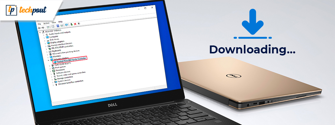 Dell Network Driver Download, Install, and Update for Windows 10