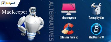 Top 5 MacKeeper Alternatives You Must Try for Your Mac OS