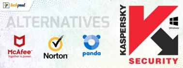 7 Best Kaspersky Antivirus Alternatives for Windows PC in 2021
