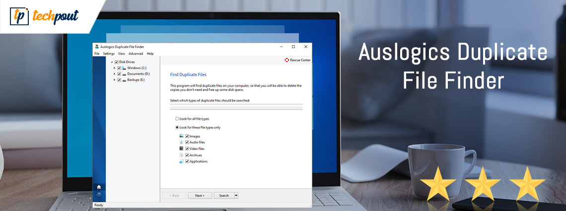 Auslogics Duplicate File Finder Review 2021 [Complete Guide]