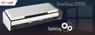 ScanSnap S1300i Driver Download Install and Update for Windows PC