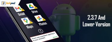 Old Android Devices Won't be Able to Sign in to Google After Sep 27