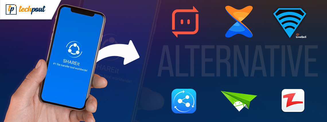 10 Best Shareit Alternative for PC in 2021 - Instant Transfer Files