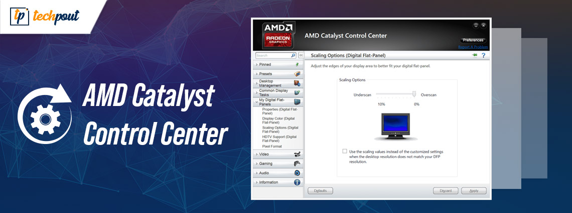 AMD Catalyst Control Center Download & Update for Windows PC