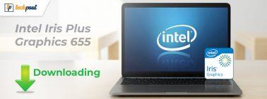 Intel Iris Plus Graphics 655 Driver Download, Install & Update