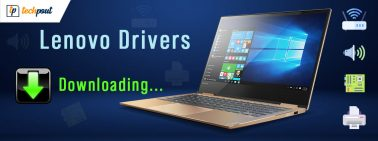 Lenovo Drivers Download and Update For Windows 10, 8, 7