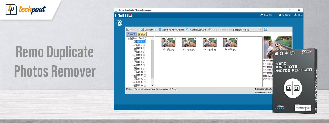 Remo Duplicate Photos Remover Review {Complete Guide}