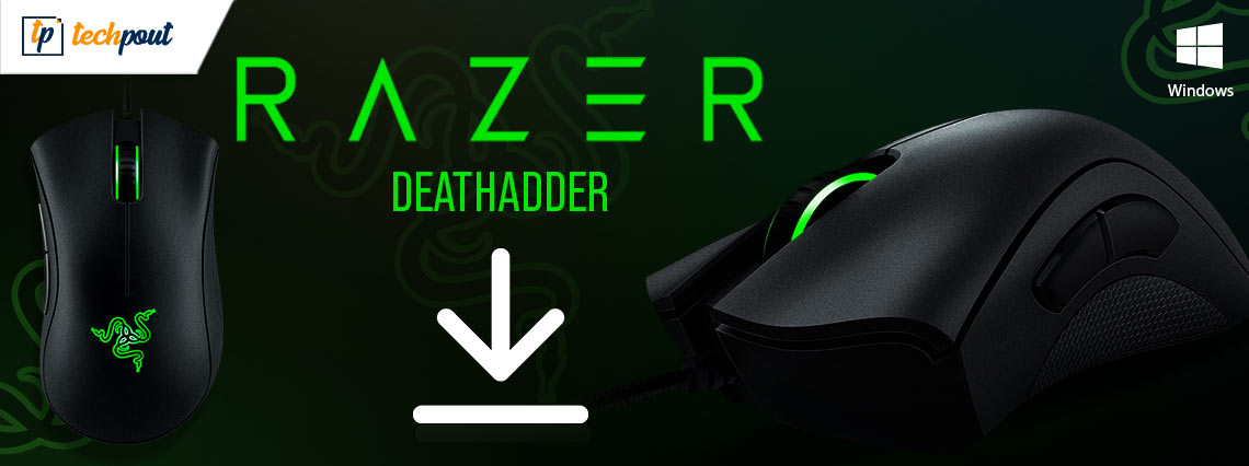 How to Download and Update Razer Deathadder Driver on Windows 10