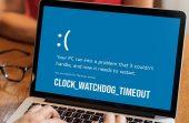 Clock Watchdog Timeout Error on Windows 10 [Complete Guide]