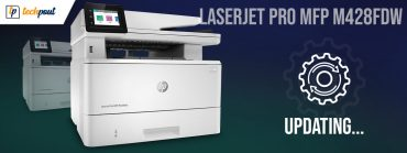 HP LaserJet Pro MFP M428fdw Driver Download, Install & Update