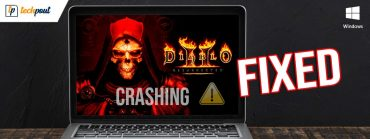 Diablo 2 Resurrected Crashing on Windows 10, 8, 7 {FIXED}