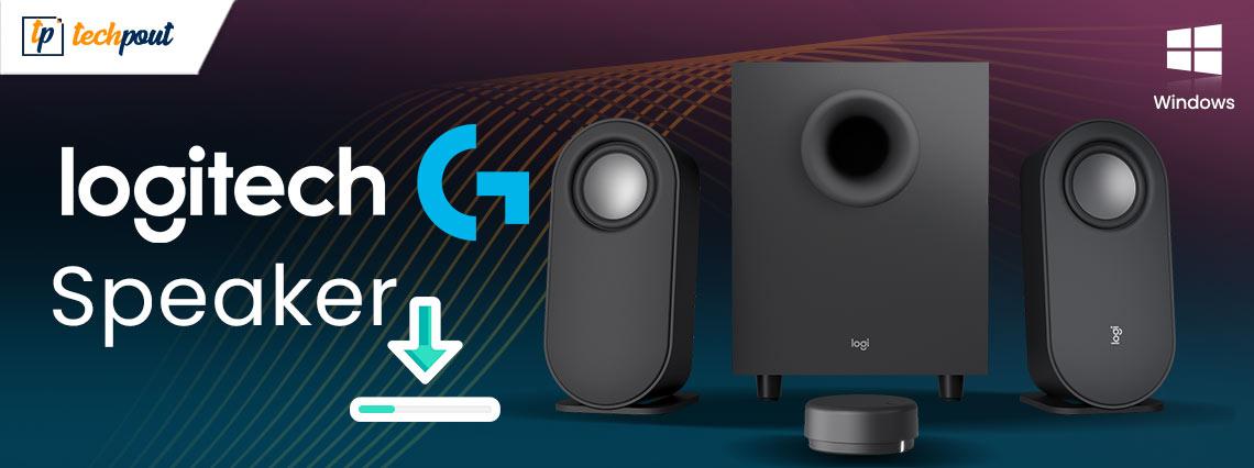 Logitech Speaker Drivers Download for Windows