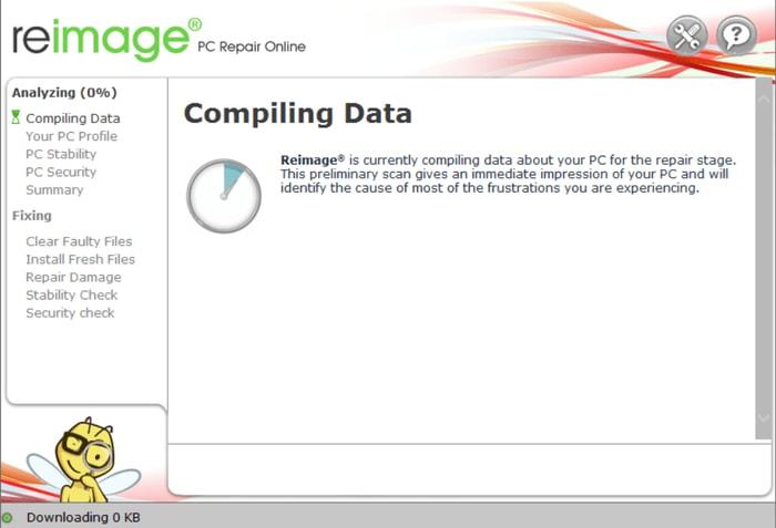 Reimage Machine Repair Online