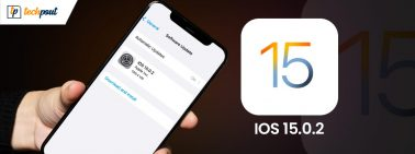 Apple Released the Latest 15.0.2 Version of the iOS and iPadOS for Bug Fixes