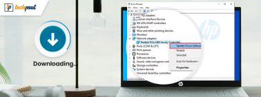 HP Network Driver Download and Update for Windows 10, 7 & 8