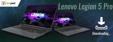 Lenovo Legion 5 Pro Laptop Drivers Download and Update